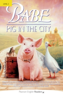 Level 2: Babe-Pig in the City Book and CD Pack, Mixed media product Book