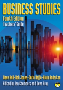 Business Studies Teacher's Guide : Fourth edition, Spiral bound Book