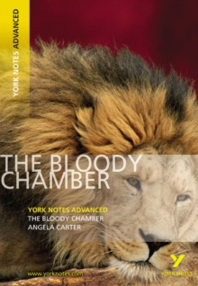 The Bloody Chamber, Paperback / softback Book