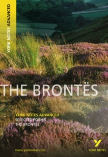 Selected Poesms of The Brontes: York Notes Advanced, Paperback / softback Book