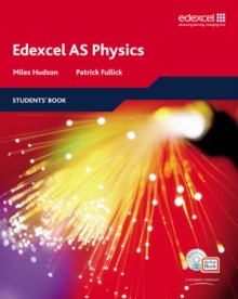 Edexcel A Level Science: AS Physics Students' Book with ActiveBook CD : EDAS: AS Phys Stu Bk with ABk CD, Mixed media product Book