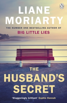 The Husband's Secret : From the bestselling author of Big Little Lies, now an award winning TV series, Paperback Book