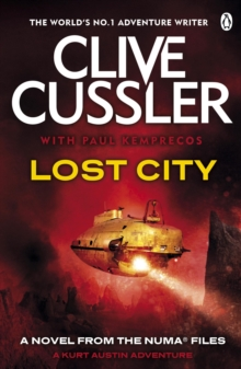 Lost City : NUMA Files #5, Paperback / softback Book