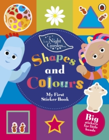 In The Night Garden: Shapes and Colours, Paperback / softback Book
