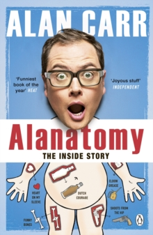 Alanatomy : The Inside Story, EPUB eBook