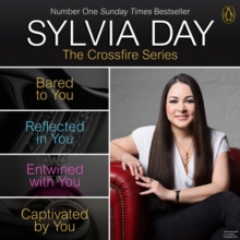 Sylvia Day Crossfire Series Four Book Collection, EPUB eBook