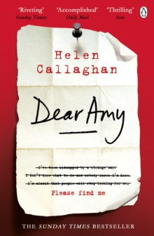 Dear Amy : The Sunday Times Bestselling Psychological Thriller, Paperback Book