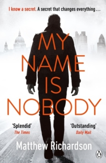 My Name Is Nobody, Paperback Book
