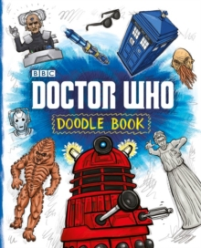 Doctor Who: Doodle Book, Paperback Book