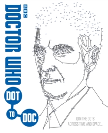 Doctor Who: Dot-to-Doc, Paperback Book