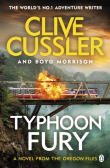 Typhoon Fury : Oregon Files #12, Paperback / softback Book