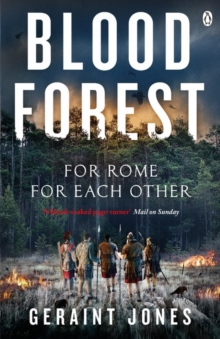 Blood Forest, Paperback / softback Book