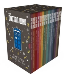 Doctor Who: Time Lord Fairy Tales Slipcase Edition, Mixed media product Book