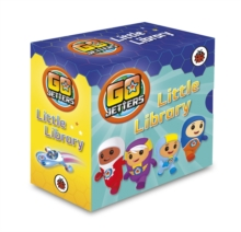 Go Jetters: Little Library, Board book Book