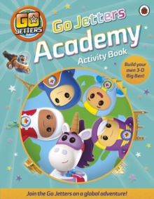Go Jetters Academy Activity Book, Paperback Book