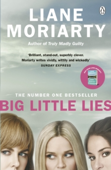 Big Little Lies : Now an HBO limited series, Paperback Book