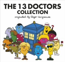 Doctor Who: The 13 Doctors Collection, Book Book
