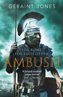 Ambush : (Previously titled Blood Forest), Paperback / softback Book