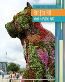 Art for All : What Is Public Art?, Hardback Book