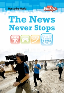 The News Never Stops, Paperback Book
