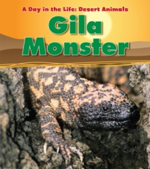 Gila Monster, Paperback Book