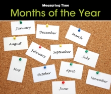 Months of the Year, Paperback Book