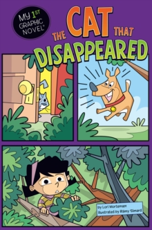 The Cat that Disappeared, Hardback Book