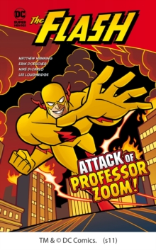 The Attack of Professor Zoom!, Paperback Book