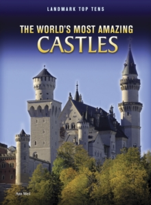 The World's Most Amazing Castles, Hardback Book