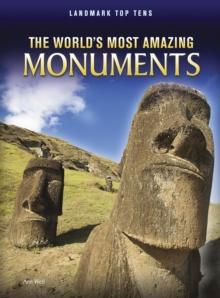 The World's Most Amazing Monuments, Paperback Book