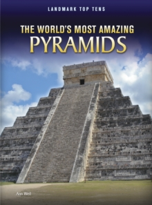The World's Most Amazing Pyramids, Paperback Book