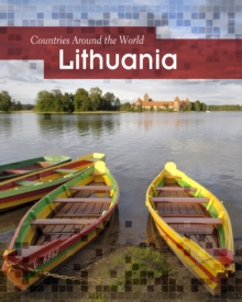 Lithuania, Hardback Book