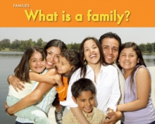 What Is a Family?, Hardback Book
