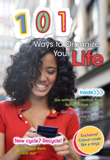 101 Ways to Organize Your Life, PDF eBook