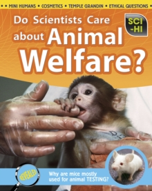Do Scientists Care About Animal Welfare?, Hardback Book