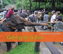 Going to a Zoo, Paperback Book