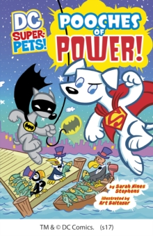 Pooches of Power, Paperback / softback Book