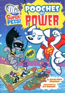 DC Super-Pets Pack A of 6, Paperback / softback Book