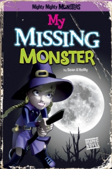 My Missing Monster, Paperback Book