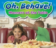 Manners at the Table, Paperback Book