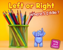 Left or Right: Where's Eddie?, Hardback Book