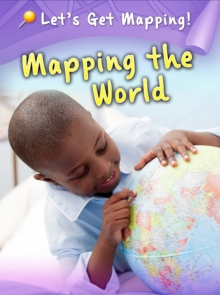 Mapping the World, Paperback Book