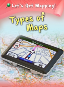 Types of Maps, Paperback Book