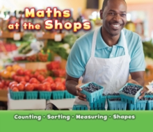 Maths at the Shops, Hardback Book