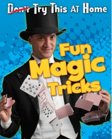 Fun Magic Tricks, Paperback Book