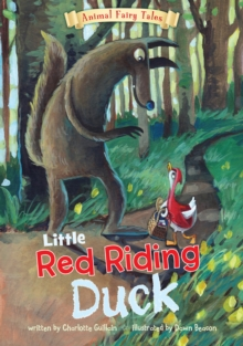 Little Red Riding Duck, Paperback Book