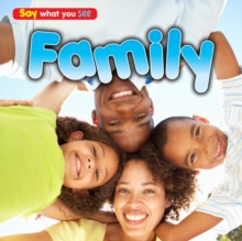 Family, Paperback / softback Book
