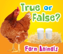 True or False? Farm Animals, Paperback / softback Book