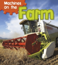 Machines on the Farm, Hardback Book