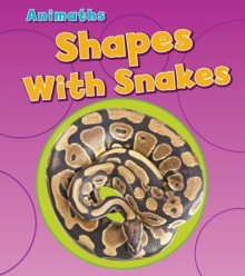 Shapes with Snakes, Paperback / softback Book